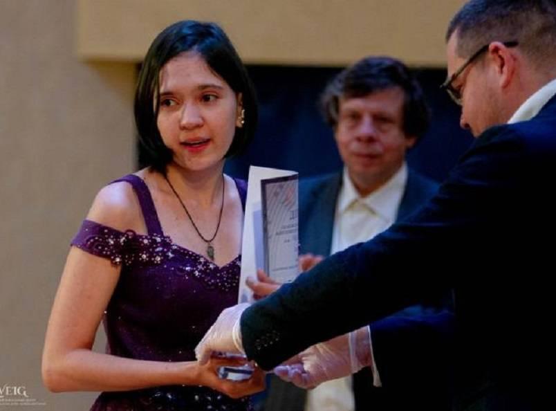 Анапчанка стала дважды лауреатом VII Международного конкурса композиторов
